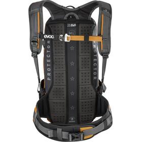 EVOC FR Enduro Protector Backpack 16L Carbon Grey/Loam